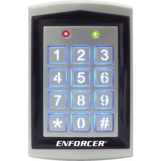 Seco-Larm Enforcer Sealed Housing Weatherproof Stand-Alone Keypad with Proximity Card Reader SK-1323-SPQ_24-500x500
