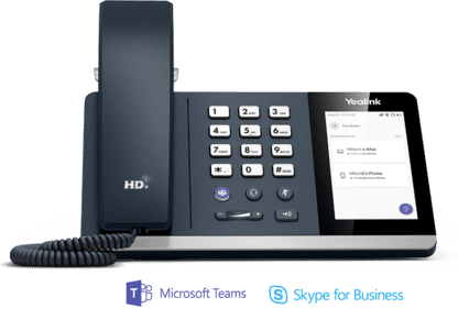 Yealink MP50 USB Phone for Microsoft Teams